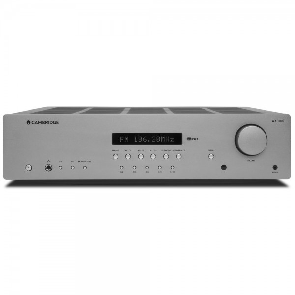 Стереоресивер Cambridge Audio AXR100 Grey