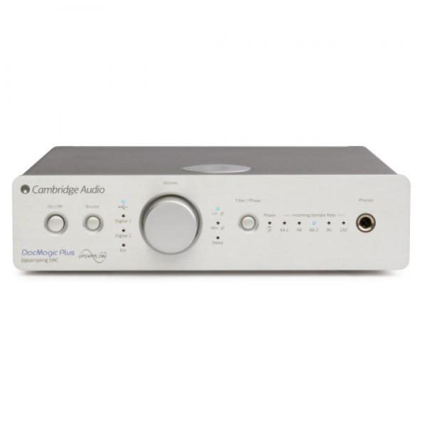 ЦАП Cambridge Audio DacMagic Plus silver