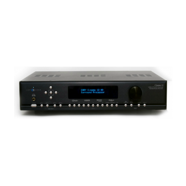 AV процессор Cary Audio Cinema 12 black
