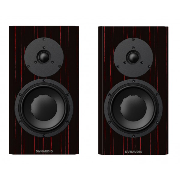 Полочная акустика Dynaudio Special Forty Black vine high gloss