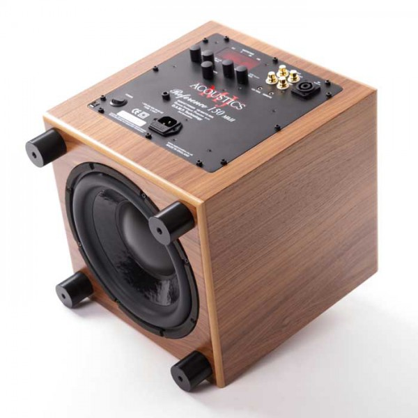 Сабвуфер MJ Acoustics Reference 150 MKII Walnut