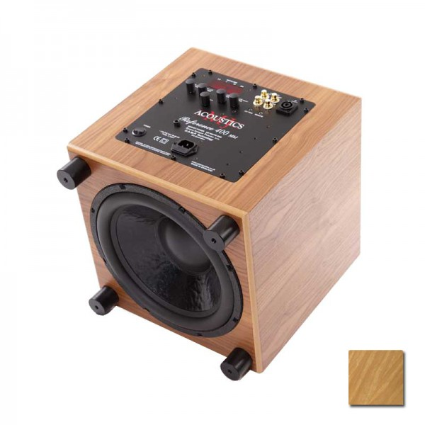 Сабвуфер MJ Acoustics Reference 400 SR Light Oak