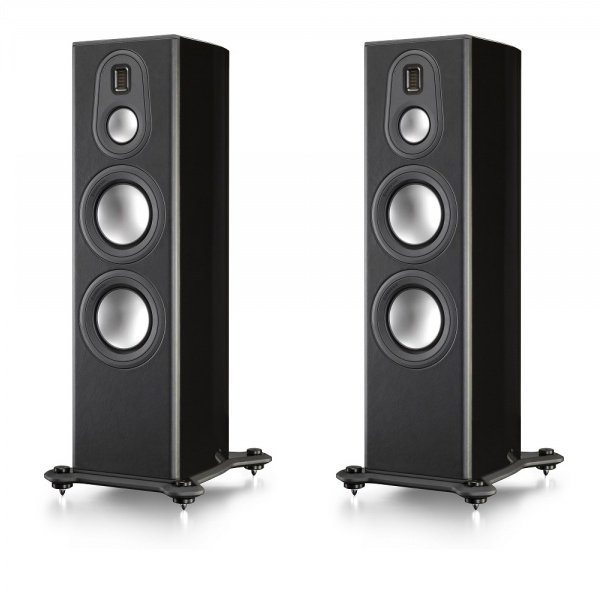Напольная акустика Monitor Audio Platinum PL300 II black gloss