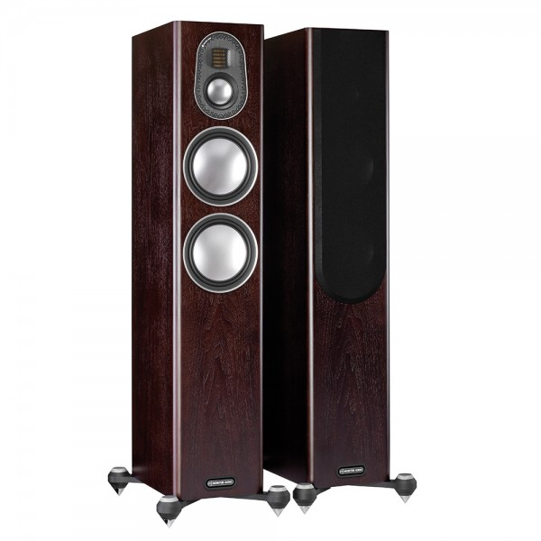 Напольная акустика Monitor Audio Gold Series (5G) 200 Dark Walnut