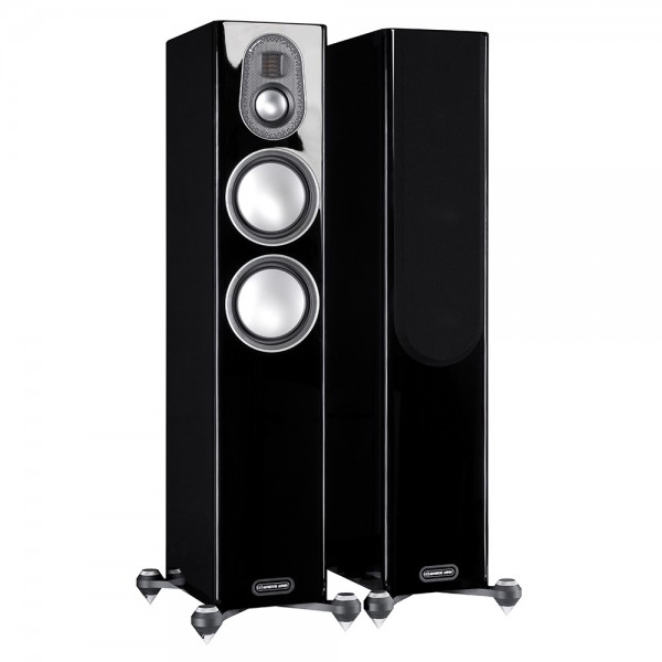 Напольная акустика Monitor Audio Gold Series (5G) 200 Piano Black