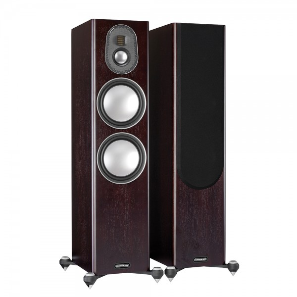 Напольная акустика Monitor Audio Gold Series (5G) 300 Dark Walnut
