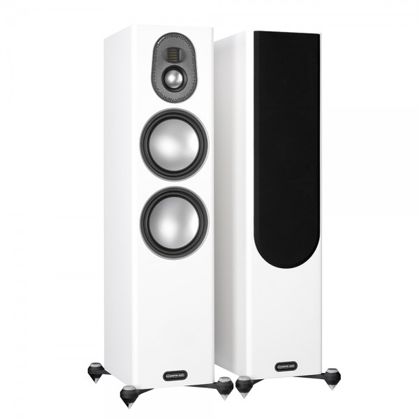 Напольная акустика Monitor Audio Gold Series (5G) 300 Satin White