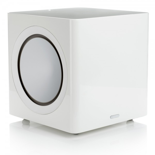 Сабвуфер Monitor Audio Radius Series 390 White Satin