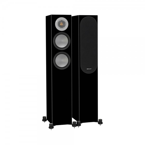 Напольная акустика Monitor Audio Silver series 200 Black Gloss