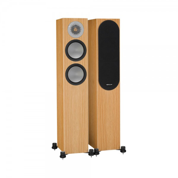 Напольная акустика Monitor Audio Silver series 200 Natural Oak