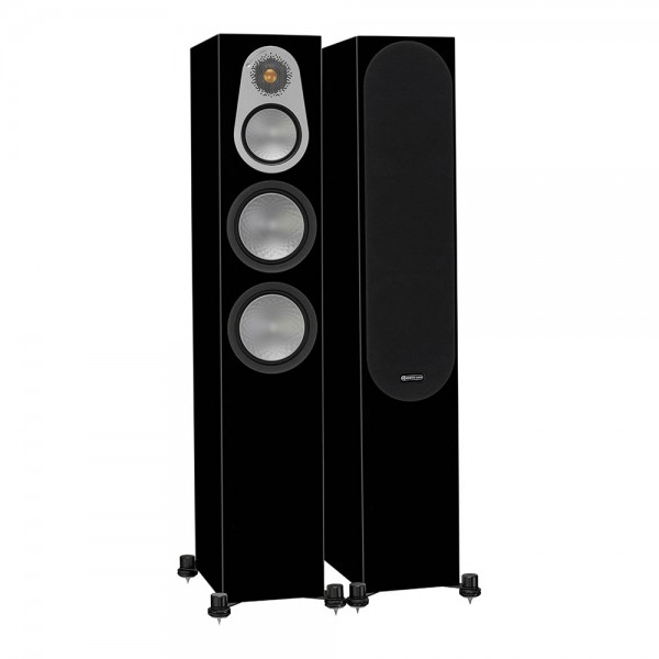 Напольная акустика Monitor Audio Silver series 300 Black Gloss