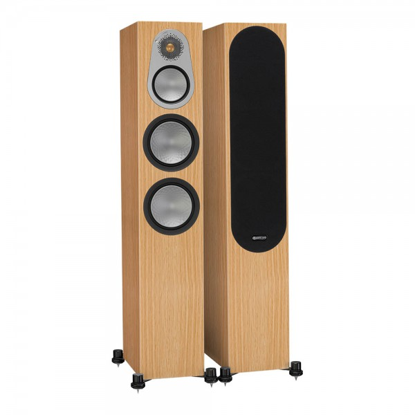 Напольная акустика Monitor Audio Silver series 300 Natural Oak