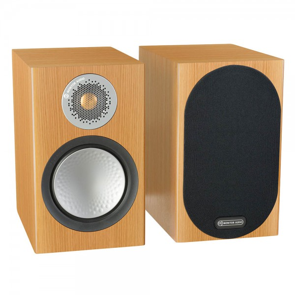 Полочная акустика Monitor Audio Silver series 50 Natural Oak