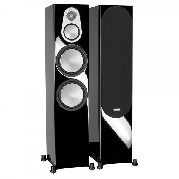 Напольная акустика Monitor Audio Silver series 500 Black Gloss