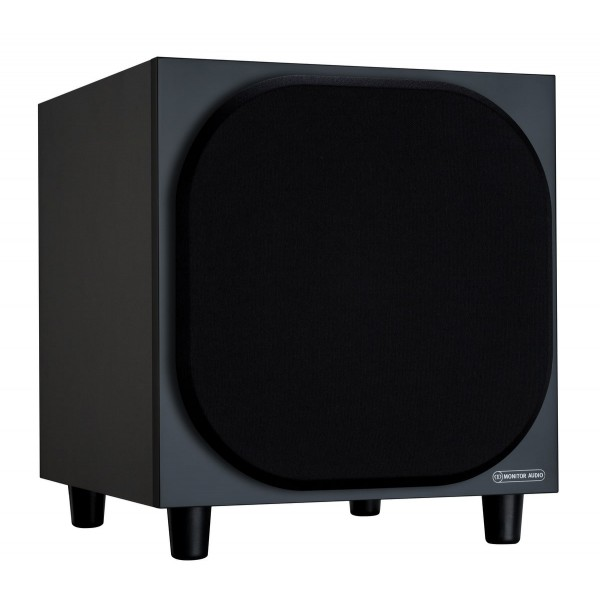 Сабвуфер Monitor Audio Bronze W10 (6G) Black