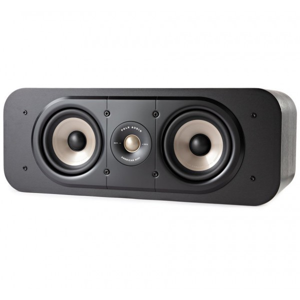 Акустика центрального канала Polk Audio Signature S30e Black
