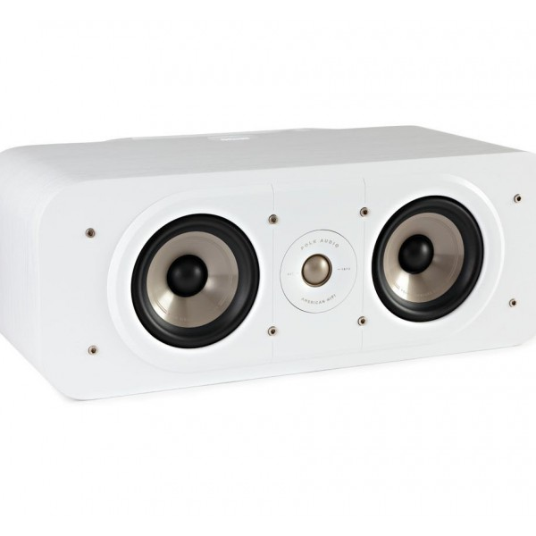 Акустика центрального канала Polk Audio Signature S30e White