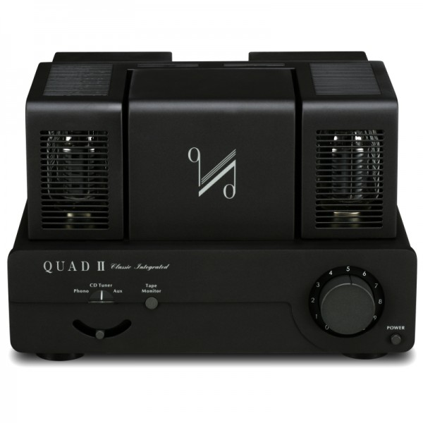 Ламповый усилитель Quad QII CLASSIC INTEGRATED. LANCASTER GREY