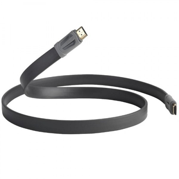 HDMI кабель QED Performance e-flex HDMI GRPH 2,0m