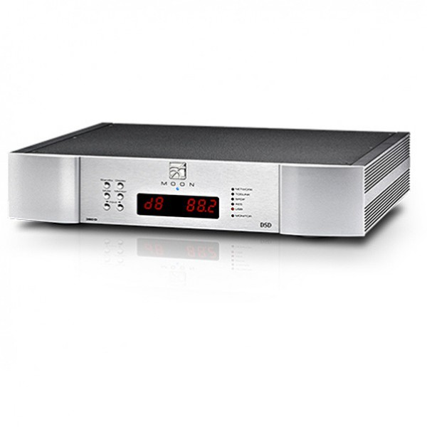 ЦАП Moon NEO 380D DSD  MIND Silver